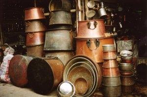 Stock up on handmade copper pots in Kahramanmaras!