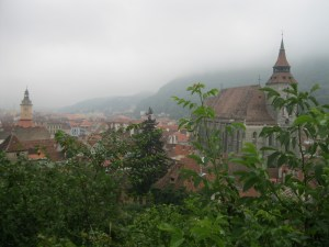 The black church in Brasov