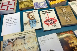 Someof the many works by Nazim Hikmet.