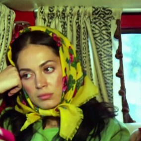 Turkan Soray as a village woman