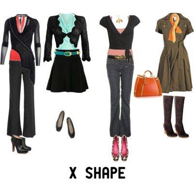 X Shape