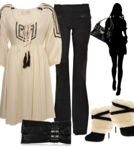 latest-Winter-Casual-Wear-dresses-for-Women-trends-2013-7[1]