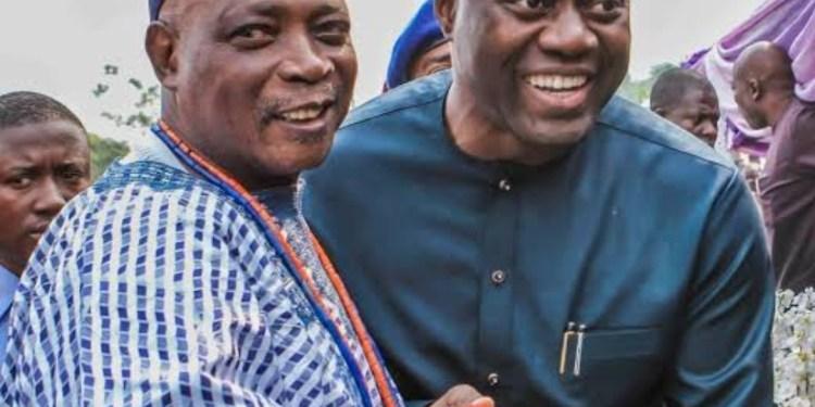 Happy birthday, Baba – Makinde greets Ladoja at 77