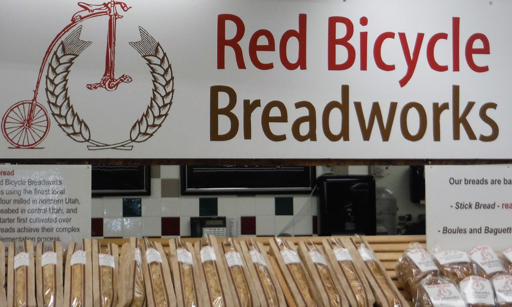 Red Bicycle Bread