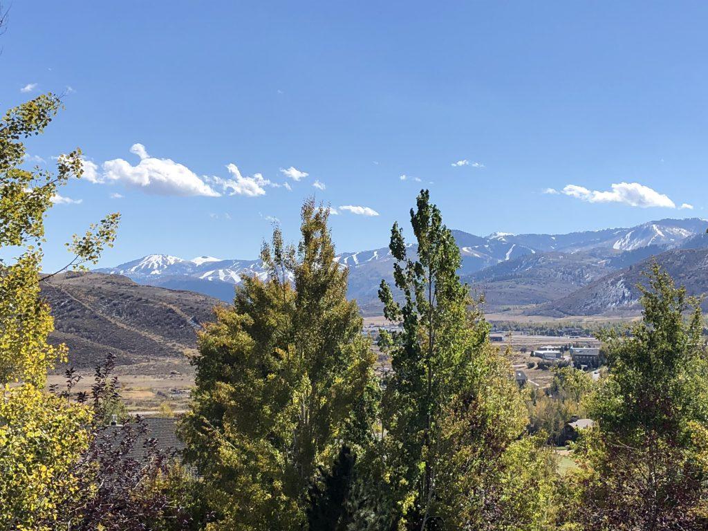 Views from Park City, Utah