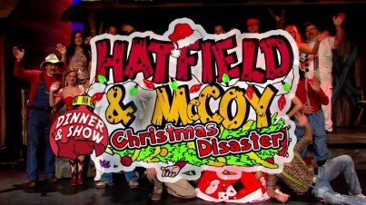 The Hatfields and McCoys Christmas Disaster Show