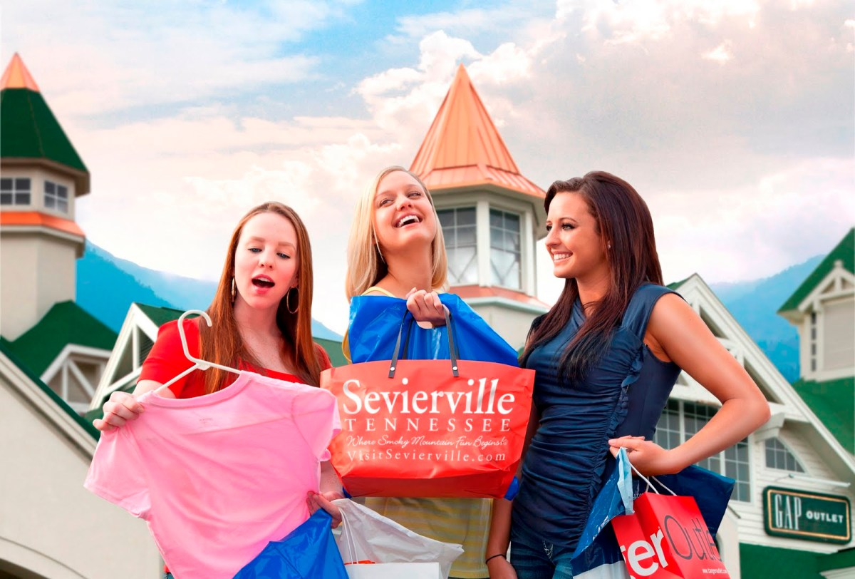 Take a Girls Trip to Pigeon Forge