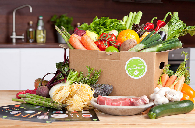 hello fresh, food retail trends, retail trends, retail innovation, food and drinks, future of retail