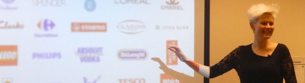 Presentaciones de tendencias Retail, venta por menor de las discursos de tendencias internas