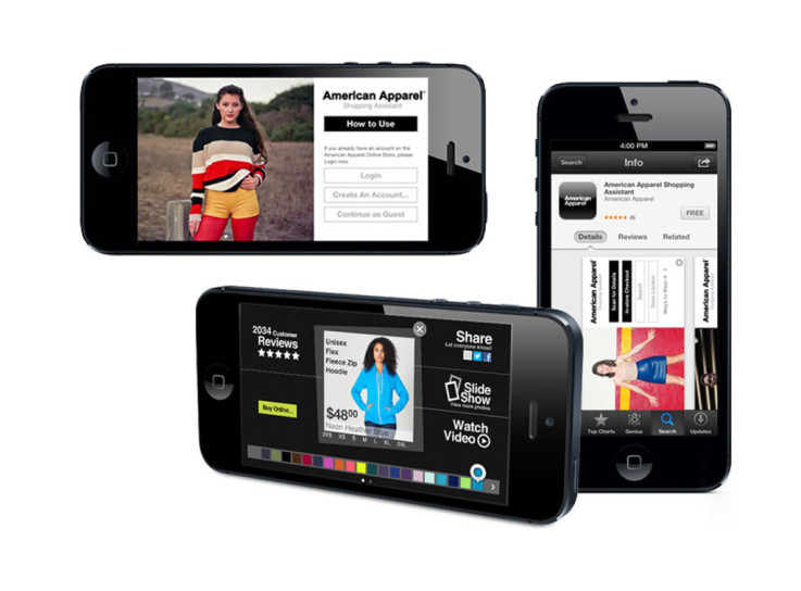 in-store apps
