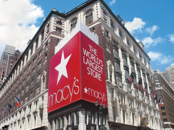 New York department stores