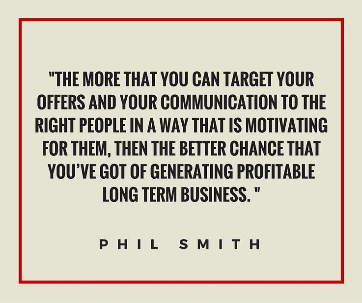 Phil Smith Ecrebo quote customer loyalty retail