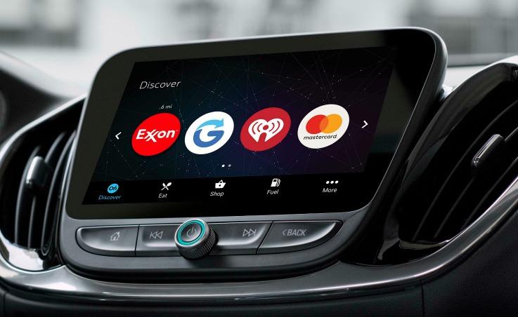 IBM GM OnStar Go retail innovation
