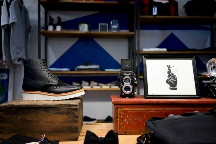 visual merchandising retail design