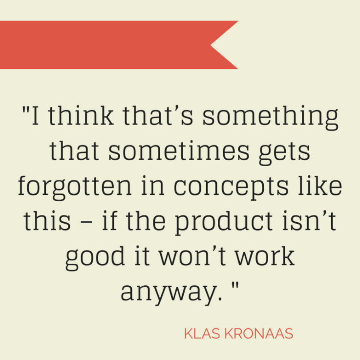 Our/Berlin-Klas Kronaas quote