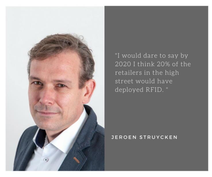 Nedap - Jeroen Struycken Quote