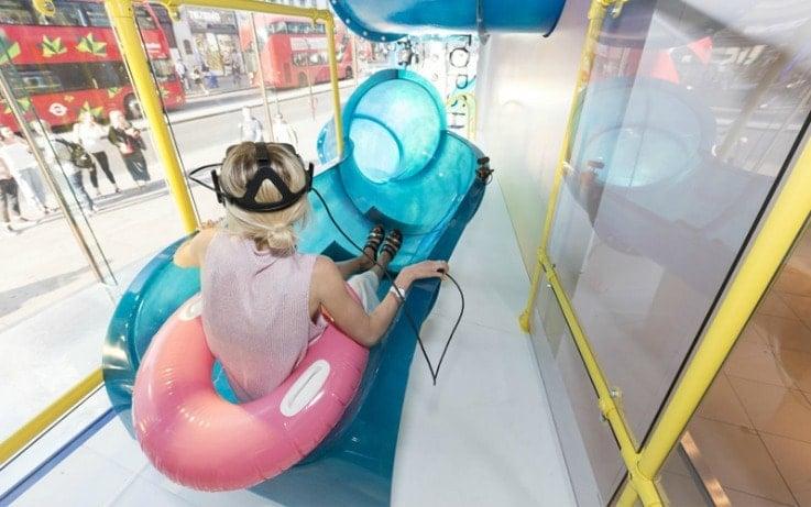 VR retail technology