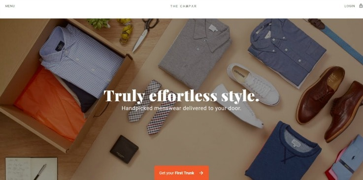 personal stylist retail at home