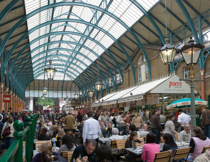 Covent Garden Immersion Experience