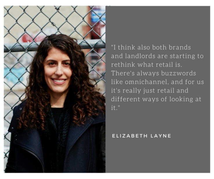 Appear Here - Elizabeth Layne Quote