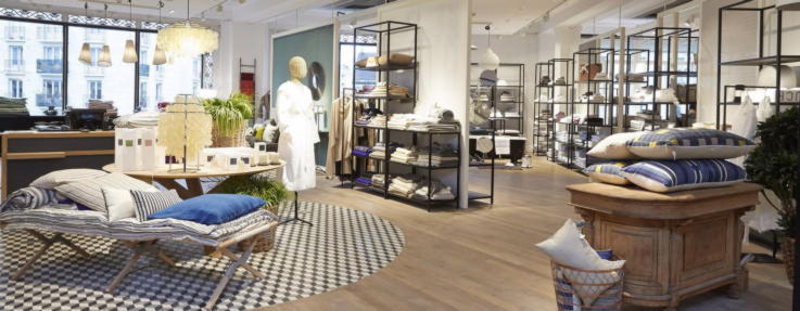 Visual Merchandising - Physical Store