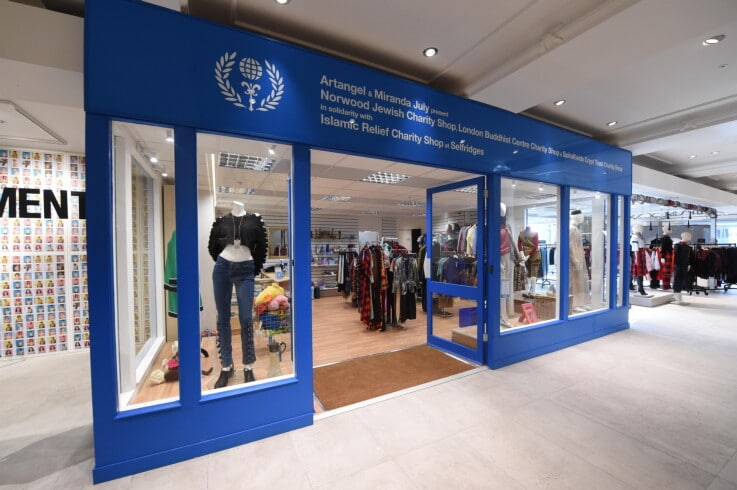 The Interfaith Charity Shop - Popup-Store