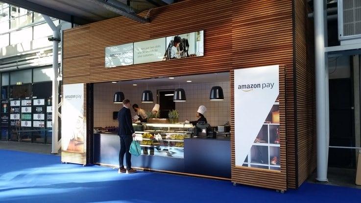Amazon Pay retail innovation fintech
