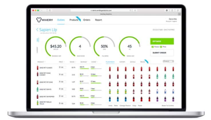 Hivery - Data in Retail