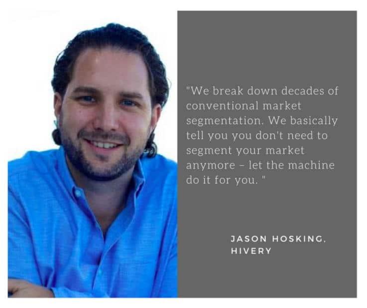 Hivery - Jason quote