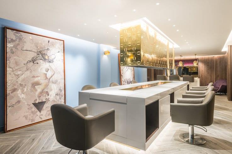 Studio64 luxury store experience