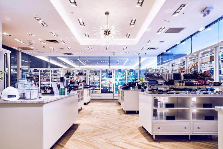 Bluemercury retail flagship store