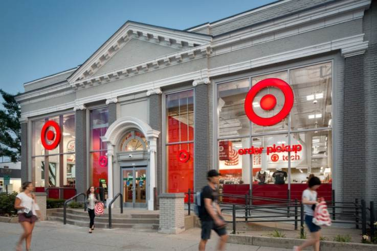new retail concepts Target