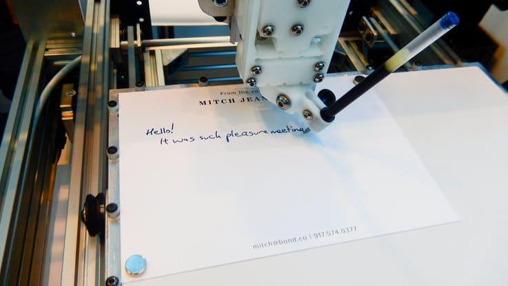 Bond retail personalisation customisation