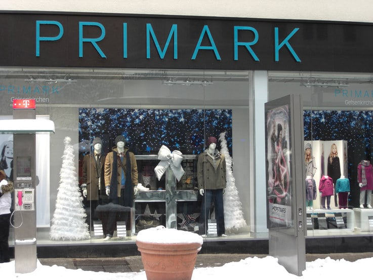 Primark UK retail growth