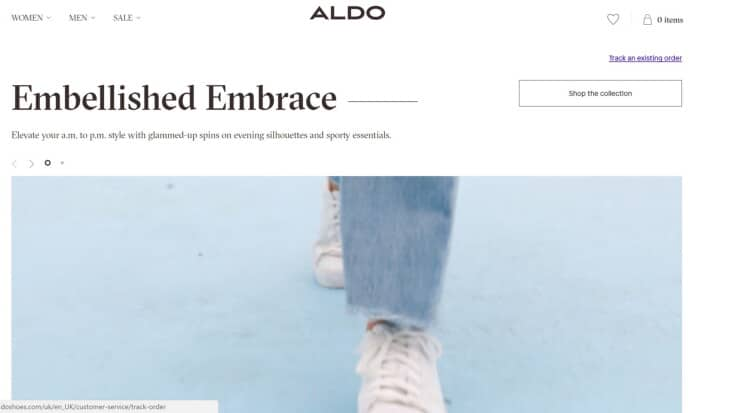 Retail Innovation - Aldo