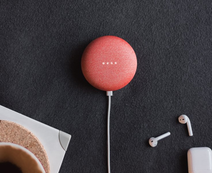 Google Home voice in retail