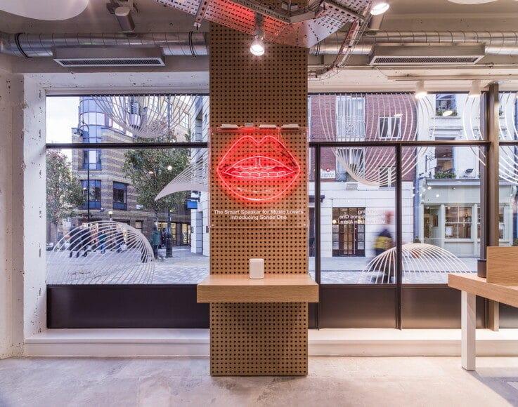 Sonos - Retail Store Expereince