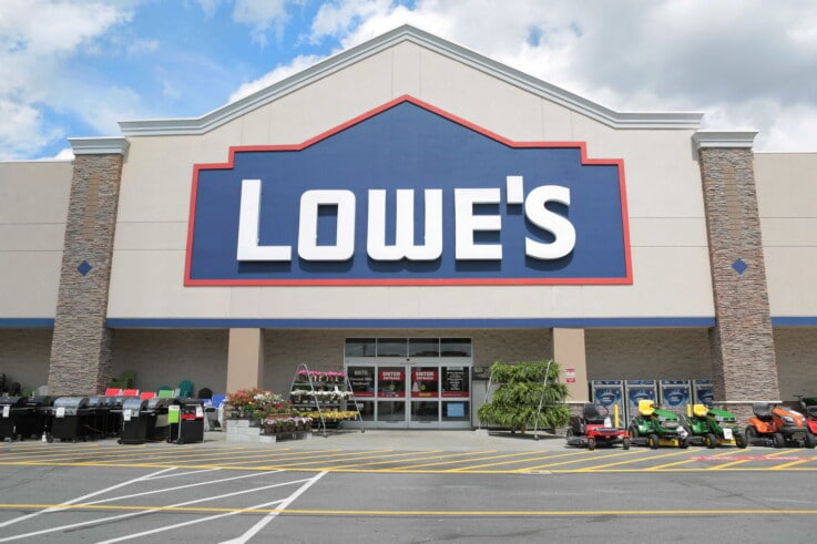 Lowe's - Innovative Retail