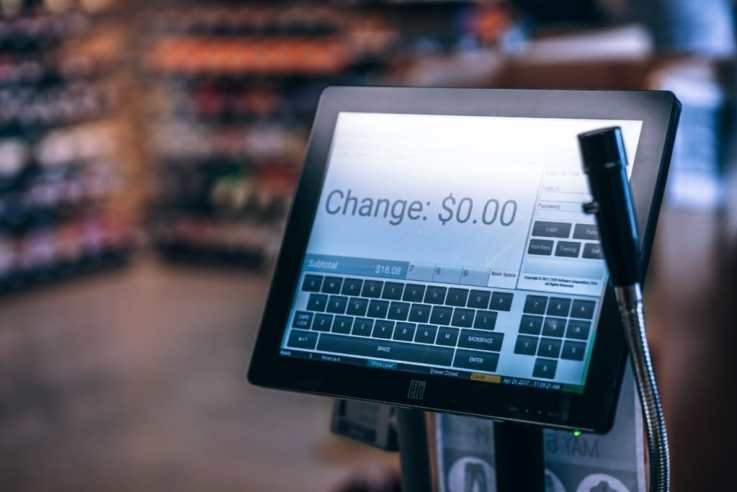 retail checkout system