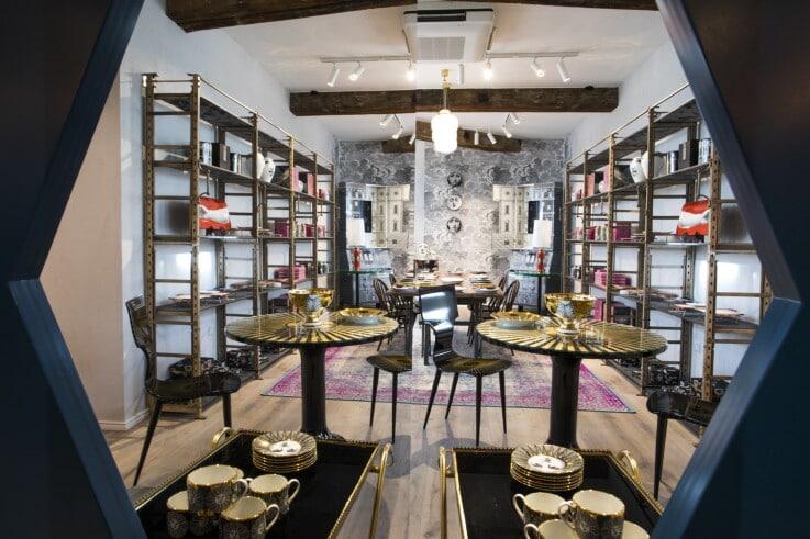 The Shop at Bluebird - Physical Retail Design