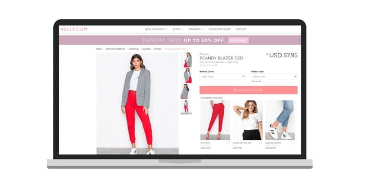 Fashwell - Shoppable Pictures
