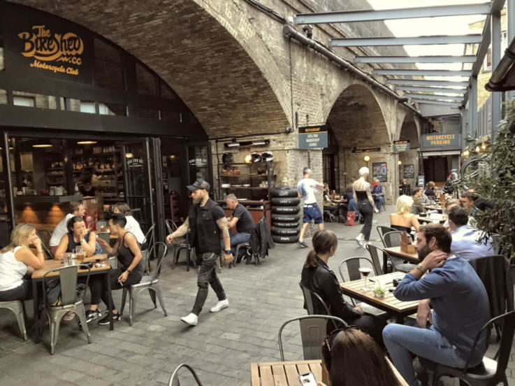 The Bike Shed - Retail Experience