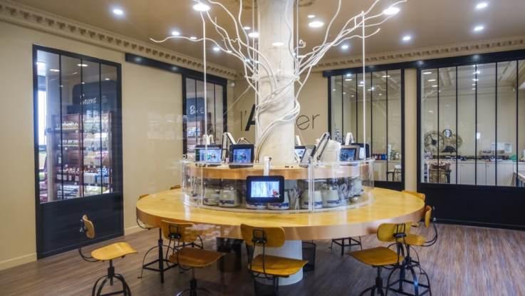 retail events Paris beauty