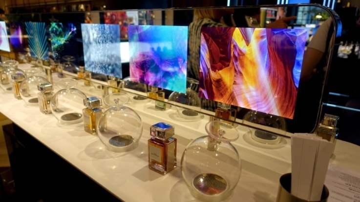 Paris perfume experience