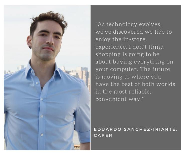 Eduardo Sanchez-Iriarte Retail Innovation