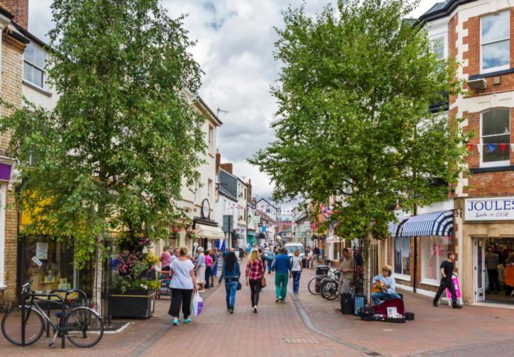 Urban Shape - Future Of High Street