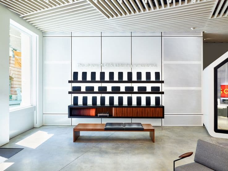 Partners & Spade - Retail Store Design