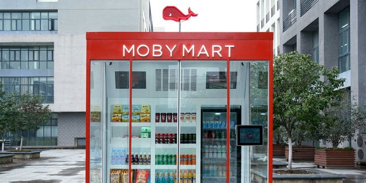 Moby Mart - Retail Innovation