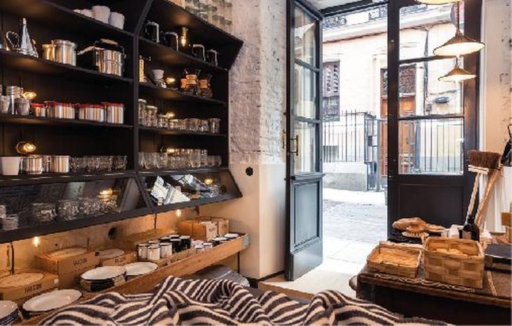 Shop Design - Retail Store