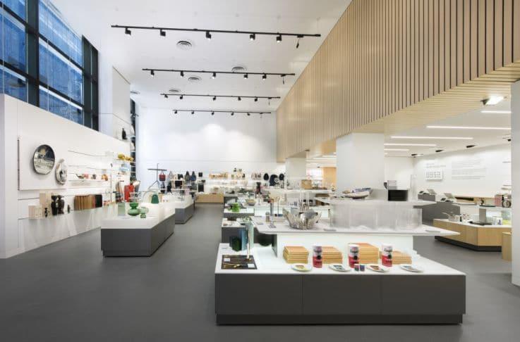 Lumsden Design - Store Design